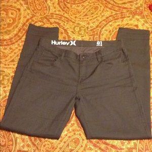 Hurley Skinny Pants---Size: 30